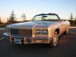 1975 Caprice Classic Convertible - for sale