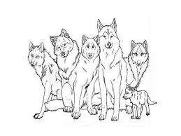Wolf Template Animal Templates Free Premium Templates