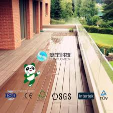 wpc decking wood plastic composite decking outdoor decking waterproof manufacturer from huzhou china fob is usd 1 8 2 9 meter