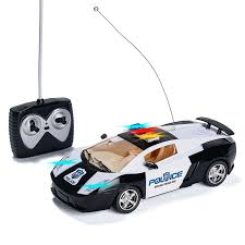 Remote Control Police Car With Working Lights And Siren Prextex Remote Control Police Car With Led Lights And Rc Police Siren Sounds Rc Police Car Toys For Boys Best Christmas Gift For 8 12 Year Old Boys