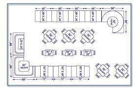 restaurant table layout templates restaurant seating diagram wiring diagrams tar