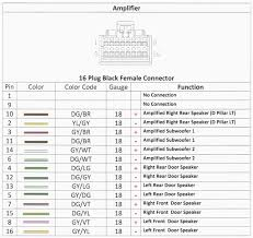 2005 dodge stratus radio wiring diagram 2005 wiring diagrams
