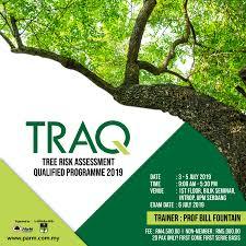 Tree Risk Assessment Qualified Programme 2019 Traq