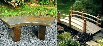 japanese patio furniture. Outdoor Furniture For Japanese Garden Simple Bench Patio E