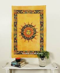 indian cotton sun astrology small
