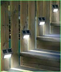 fence solar lights fence lights outdoor solar lights for fence lighting post cap 8 wedge corner fence solar lights