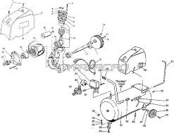 bostitch cap1560 air compressor parts cap1560 portable oil direct drive air compressor parts schematic