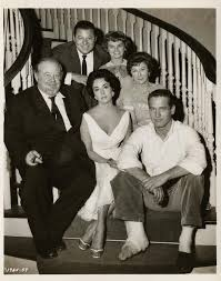 cat on a hot tin roof film genres the red list buri ives jack carson elizabeth taylor madeleine sherwood judith anderson and paul