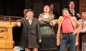 only fools and horses al gig review by steve bennett at the theatre royal haymarket