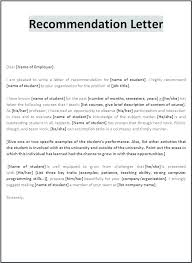 Letter Of References Examples Personal Letter Of Reference Format References Personal