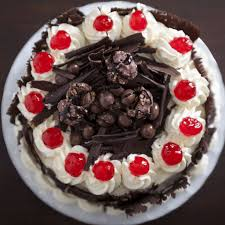 Black Forest Cake Easy Black Forest Cake Recipe How To Make Black