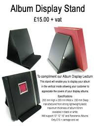 Wedding Album Display Stand Amazing Lecterns Book Stands South West Colour Labs