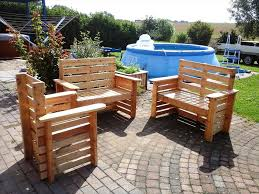 DIY Pallet Projects  50 Pallet Outdoor Furniture Ideas  Pallet Pallet Furniture For Outdoors