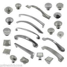 cabinet hardware brushed nickel. Brushed Satin Nickel Knobs Pulls Kitchen Cabinet Handles Hardware Closet Vanity E