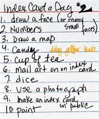 587 Best Fun With Index Cards Images Cleaning Routines Index Card