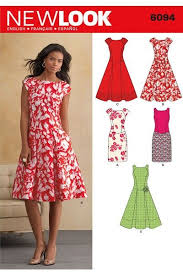 Sewing Patterns For Dresses