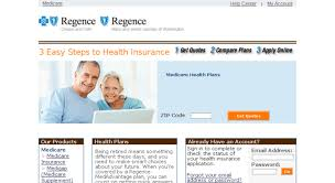 Online Health Insurance Quotes Delectable Access Regenceinshealth Health Insurance Buy Medical