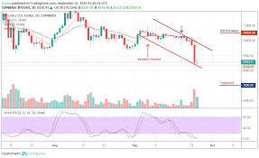 Price Chart Btc Bitcoin Price Prediction Btc Usd Price Holds 8 500 Support
