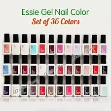 image is loading new essie gel nail polish collection set of