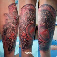 спартанец татуировки в россии Rustattooru