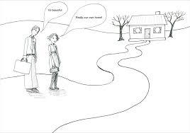 mortgage life insurance cartoon 01