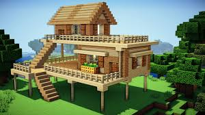 Small Picture Minecraft Starter House Tutorial How to Build a House in