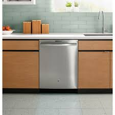 Stainless Steel Dishwasher Panel Kit Pdt760ssjss Ge Profile Integrated Panel Ready Dishwasher With