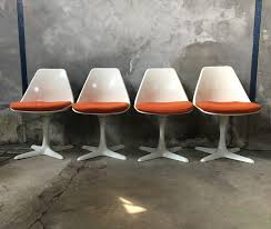 Maurice Burke Furniture Designer Dining Chairs By Maurice Burke For Arkana 1960s 64144