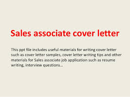 jewelry sales associate cover letter In this file  you can ref cover letter  materials for     SlideShare