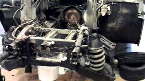 humvee motor replacement