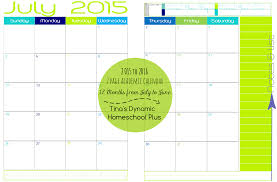 Small Picture 2015 2016 academic calendar template