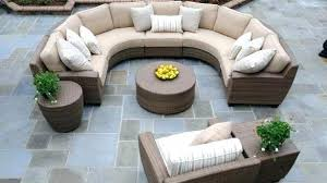 rattan garden furniture covers. Curved Patio Sofa Outdoor Attractive Inspiration Ideas Furniture Covers Sets Couch Cover Rattan Garden
