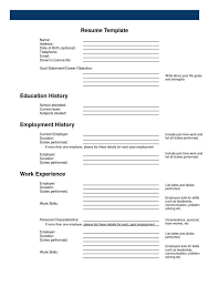 Absolutely Free Resume Templates Simple Absolutely Free Resume Templates Design Templates