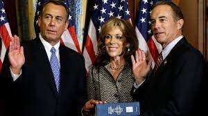 Representative from ohio's eighth congressional district and former. John Boehner Calls Chris Collins Good Man In Insider Trading Case