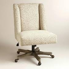 stylish office desk. Stylish Office Chairs And Comfortable Leopard Print  Desk Chair Without
