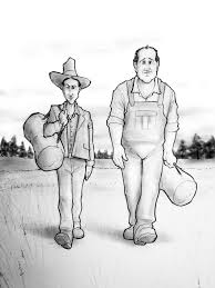 Of Mice And Men Friendship Essay Cover Lesson Main Characters In Of Mice And Men Red Mice Of