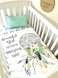 boho baby bedding crib sheets dream catcher crib bedding baby cot crib quilt blanket amazing things boho baby bedding crib sheets baby girl