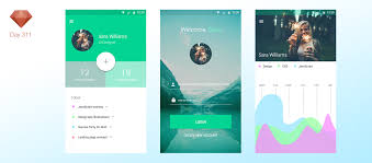 Sketch For Android Ui Design Android Material Ui Kit 2 Sketchapp Tv The Best Free