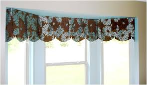 Window Valance For Kitchen Best Modern Kitchen Window Treatments All Home Designs