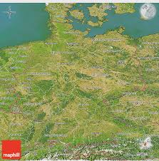 satellite 3d map of germany Satellite Map Of Germany Satellite Map Of Germany #42 satellite map germany