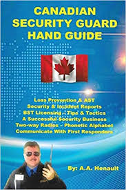 Police departments use a mixture of plain english, 10 codes and the phonetic alphabet in order to keep radio communication as brief as possible. Canadian Security Guard Hand Guide Henault Armand A 9780987721303 Amazon Com Books