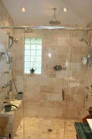Glass Block Window In Shower shower prefab walk in shower zappy shower glass enclosures 3204 by xevi.us