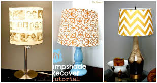 Diy Lamp Shades Classy 32 DIY Lampshade Ideas You Need To Try For Your Home Decor