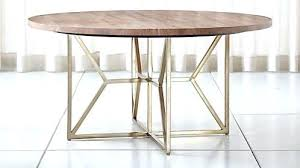 collapsible round dining table round acacia dining table collapsible