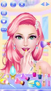 indian actresses make make up s supermodel beauty spa and dress game for kids games