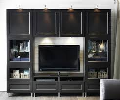 medium size of relieving glass door tv media armoire ikea tv stands complemented built and