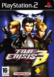 Time Crisis 3 (Video Game 2003) - IMDb