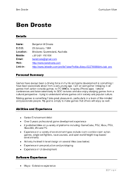 Resume Template Editable Cv Format Download Psd File Free In
