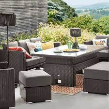 monaco garden furniture sets the