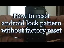 How To Unlock Phone Pattern Classy How To Unlock Android Phone After Too Many Pattern Attempts Without